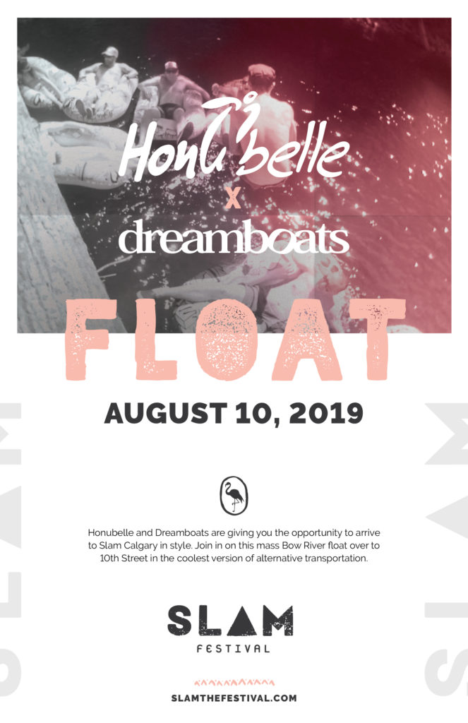 Honubelle x Dreamboat Float